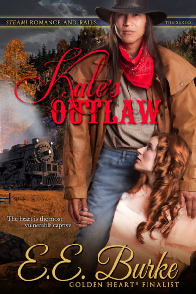 Kate's Outlaw, Book 2, Steam! Romance and Rails